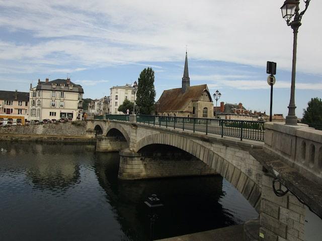 Sightseeing in Burgundy
